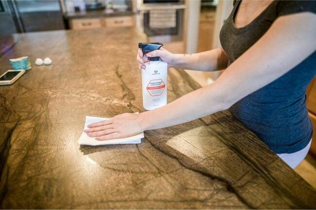 The Best Granite Cleaner Option