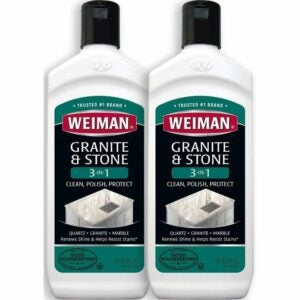 The Best Granite Cleaner Option: Weiman Granite Cleaner and Polish