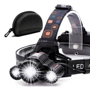 The Best Headlamp Options: Cobiz Headlamp Flashlight USB Rechargeable
