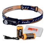The Best Headlamp Options: Fenix HM50R 500 Lumens Multi-Purpose LED Headlamp
