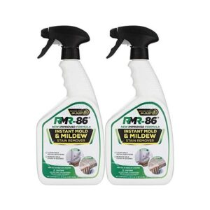 The Best Mold Remover: RMR-86 Instant Mold and Mildew Remover Spray