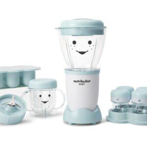The Best Nutribullet Options: Nutribullet Baby 18-Piece