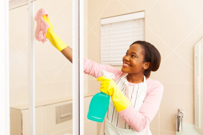 The Best Shower Cleaner Options