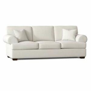 """最佳卧铺沙发选择:桦树巷89""""卷臂沙发床"""