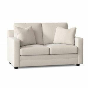 """最好的卧铺沙发选项:Chimel 58""""Square Arm沙发床"""