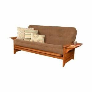 "The Best Sleeper Sofa Option: Lebanon 82"" Futon and Mattress"