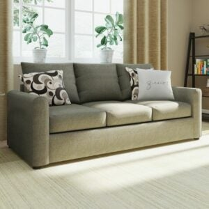 "The Best Sleeper Sofa Option: Murillo 81"" Square Arm Sofa Bed"