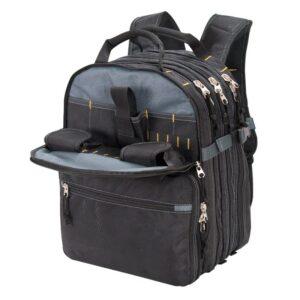 最佳工具背包选项:定制皮革工艺75袋工具背包