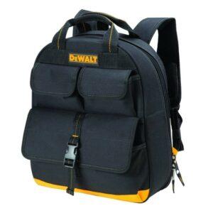 最好的工具背包选项:德沃尔USB充电工具背包