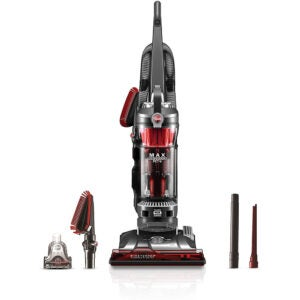 The Best Vacuum For Pet Hair Options: Hoover UH72625 WindTunnel 3 Max Performance Vacuum