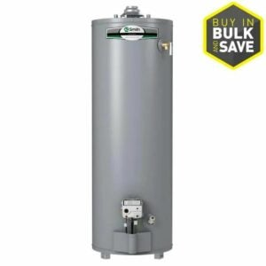 The Best Water Heaters Option: A.O. Smith Signature 40-Gallon Natural Gas Heater