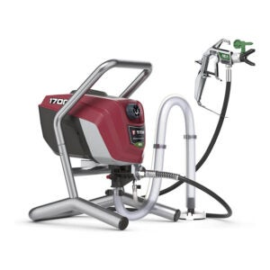 The Best Airless Paint Sprayer Option: Titan Tool 0580009 Titan High Efficiency Airless Paint Sprayer