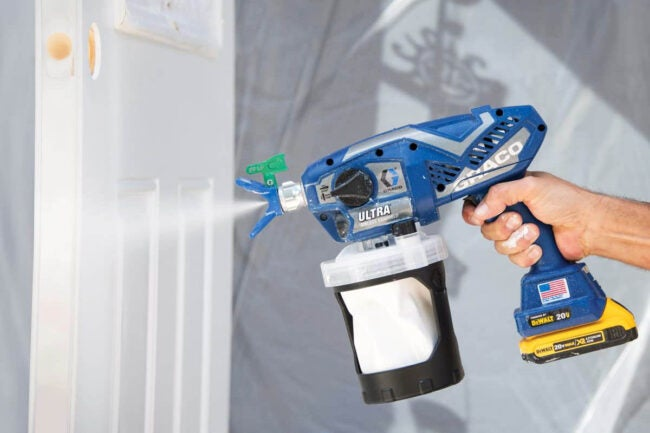 The Best Airless Painter Sprayer Options
