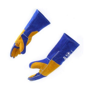 The Best BBQ Gloves Option: RAPICCA Leather Mitts for BBQ