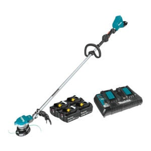 The Best Battery Trimmer Option: Makita XRU15PT1 Lithium-Ion Cordless Trimmer