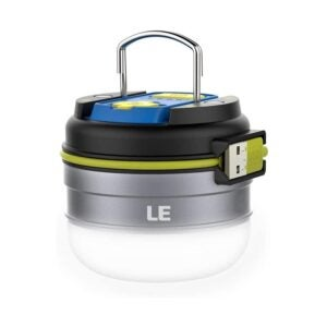 The Best Camping Lantern Option: LE LED 280 Lumens Camping Lantern
