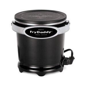 最好的油炸锅选择:Presto 05420 FryDaddy电动油炸锅
