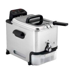 最好的Deep Fryer选项:T-FAL深炸锅带篮子,型号FR8000