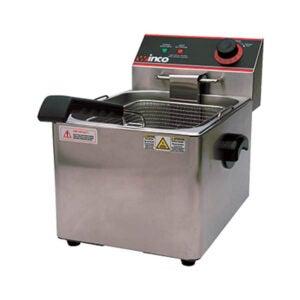 最好的Deep Fryer选项:Winco EFS-16 Deep Fryer