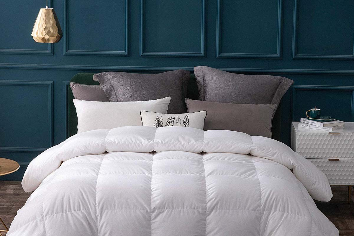 The Best Down Comforters For A Comfortable Bed Bob Vila