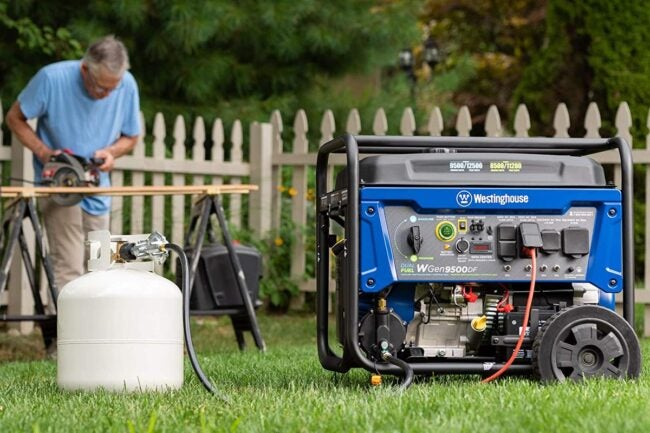 The Best Dual Fuel Generator Options