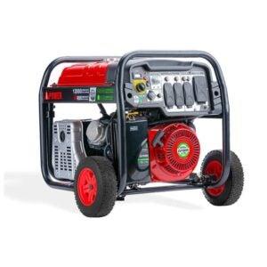 The Best Dual Fuel Generator Option: A-iPower SUA12000ED 12,000 Watt Dual Fuel Generator