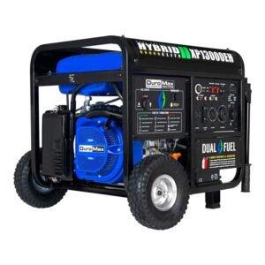 The Best Dual Fuel Generator Option: DuroMax XP13000EH Generator