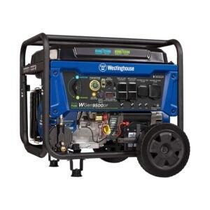 The Best Dual Fuel Generator Option: Westinghouse WGen9500DF Dual Fuel Portable Generator