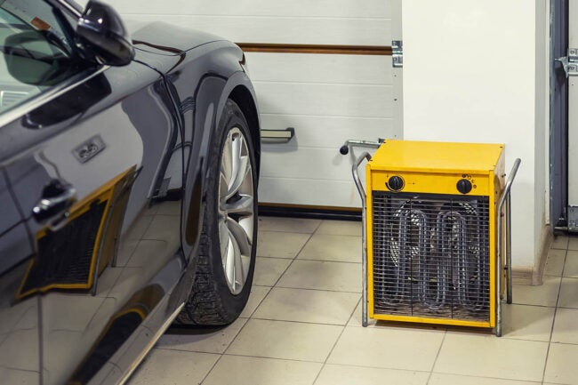 The Best Electric Garage Heater