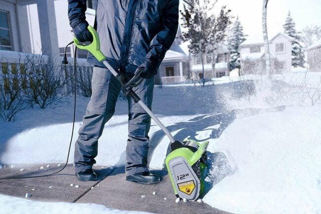最好的电动雪橇铲选择