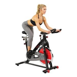 The Best Exercise Bike Option: Sunny Health & Fitness Indoor Cycling Exercise Bike