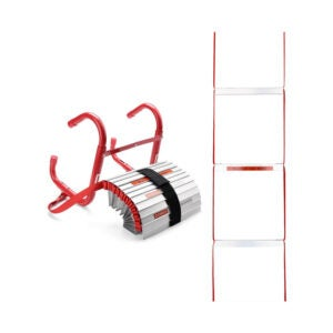 The Best Fire Escape Ladder Option: DELXO Fire Escape Ladder