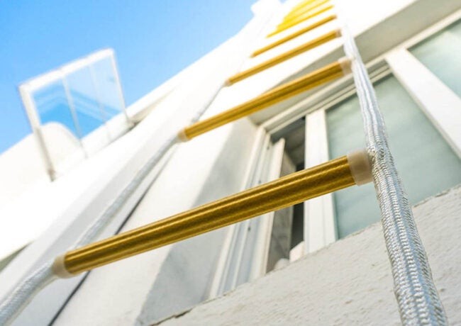 The Best Fire Escape Ladders for Proper Emergency Planning