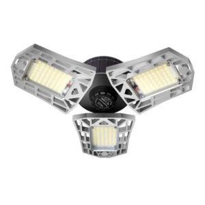 The Best Garage Lighting Option: Craftersmark LED Garage Lights Motion Activated