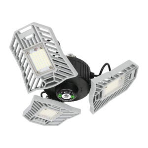The Best Garage Lighting Option: qimedo Illuminator 360 Led Light LED Garage Lighting