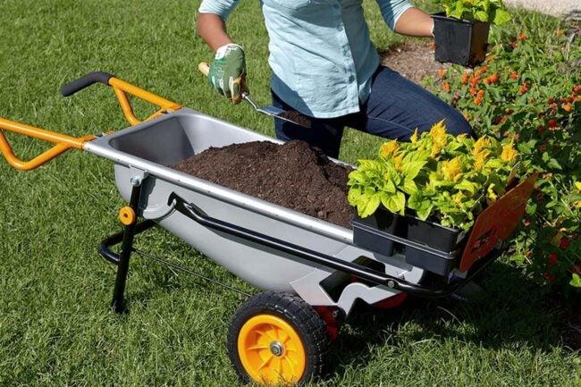 The Best Garden Cart Options