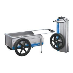 The Best Garden Cart Option: Tipke 2100 Marine Fold-It Utility Cart