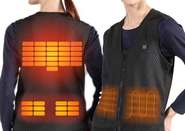 The Best Heated Vest Options