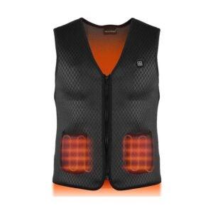 The Best Heated Vest Option: VALLEYWIND Lightweight Heated Vest
