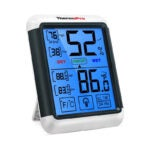 The Best Hygrometer Option: ThermoPro TP55 Digital Hygrometer