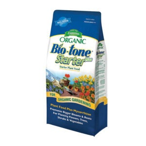 The Best Organic Fertilizer Options: Espoma Organic Bio-Tone Starter