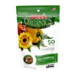 The Best Organic Fertilizer Options: Jobe's Organics All Purpose Fertilizer Spikes