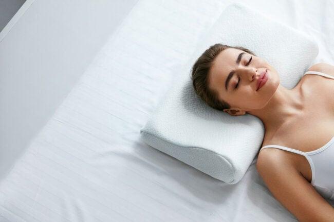 The Best Pillow for Neck Pain Options