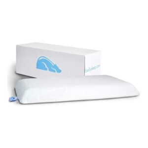 The Best Pillow for Neck Pain Option: Belly Sleep Gel Infused Memory Foam Pillow