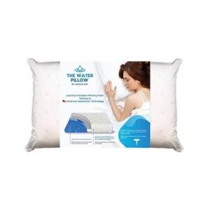 The Best Pillow for Neck Pain Option: Mediflow Water Pillow, Memory Foam
