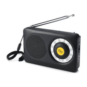 The Best Pocket Radio Option: DreamSky AM FM Portable Radio