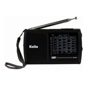 The Best Pocket Radio Option: Kaito KA321 Pocket-Size 10-Band Shortwave Radio