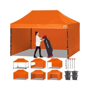 The Best Pop-Up Canopy Option: ABCCANOPY Canopy Tent Popup Canopy 10x15