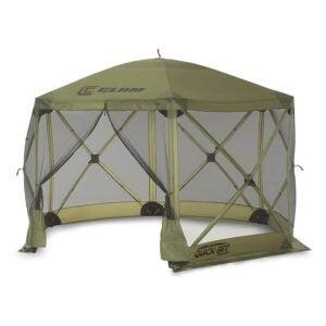 The Best Pop-Up Canopy Option: Quick Set 9281 Escape Shelter Pop Up Tent, 12 x 12
