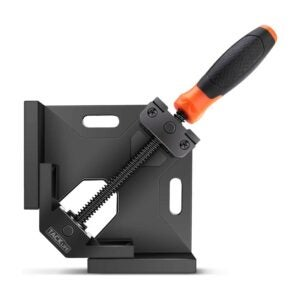 The Best Right Angle Clamp Option: Corner Clamp TACKLIFE Right Angle Clamp